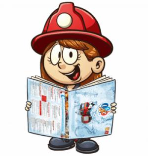 pompier npc calendrier personnalisation en ligne