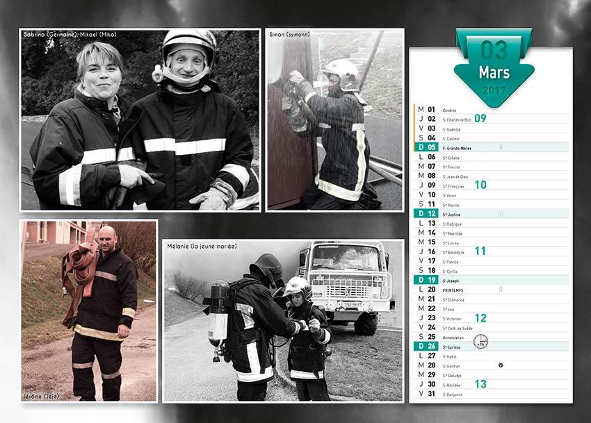 calendrier des sapeurs-pompiers de chateauneuf-2017-4, npc-calendrier.fr