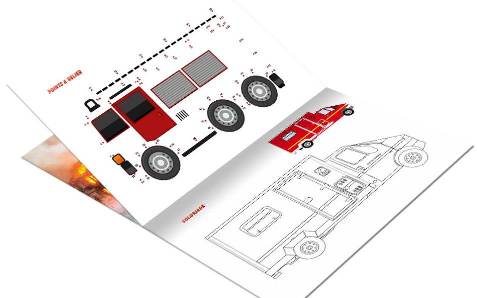 npc-calendrier.fr, calendrier des sapeurs-pompiers, eco-8+4-slidedessin, 2018