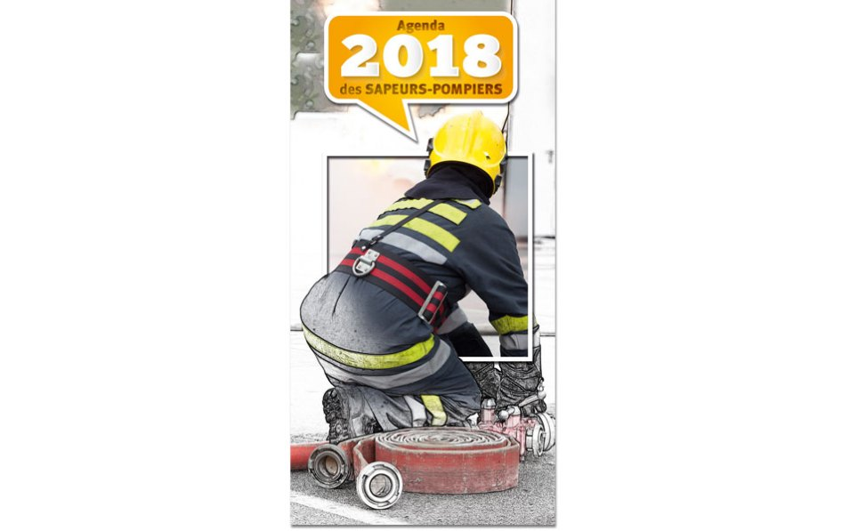 npc-calendrier.fr, calendrier des sapeurs-pompiers personnalisés et personnalisables, petit agenda, 2018, 1