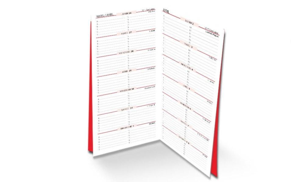 npc-calendrier.fr, calendrier des sapeurs-pompiers personnalisés et personnalisables, petit agenda, 2018, 3