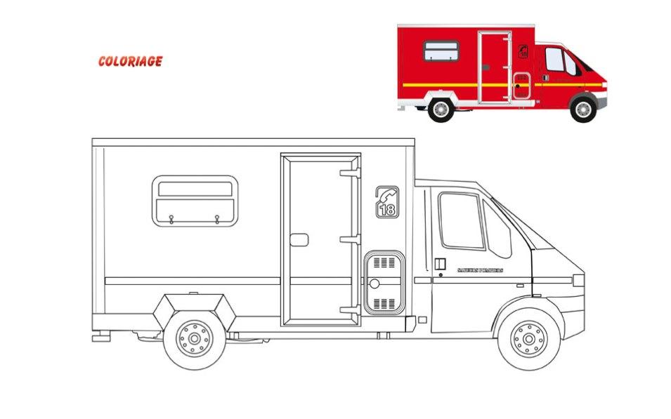 npc-calendrier.fr, calendrier des sapeurs-pompiers, coloriage-2018-slider2