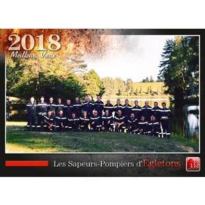 calendrier des sapeurs-pompiers de Egletons-2018-0, npc-calendrier.fr