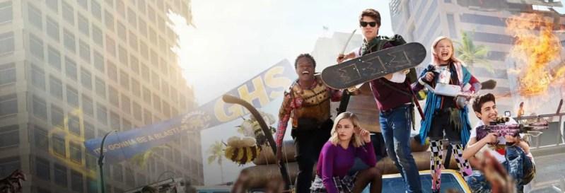 «Daybreak», cancellata la serie Netflix: ecco perché non ci mancherà
