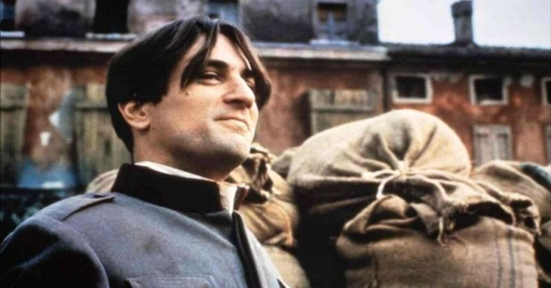 Robert de Niro in Novecento di Bertolucci