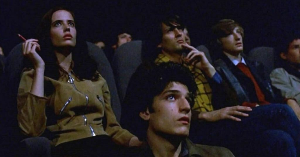 The Dreamers cinema