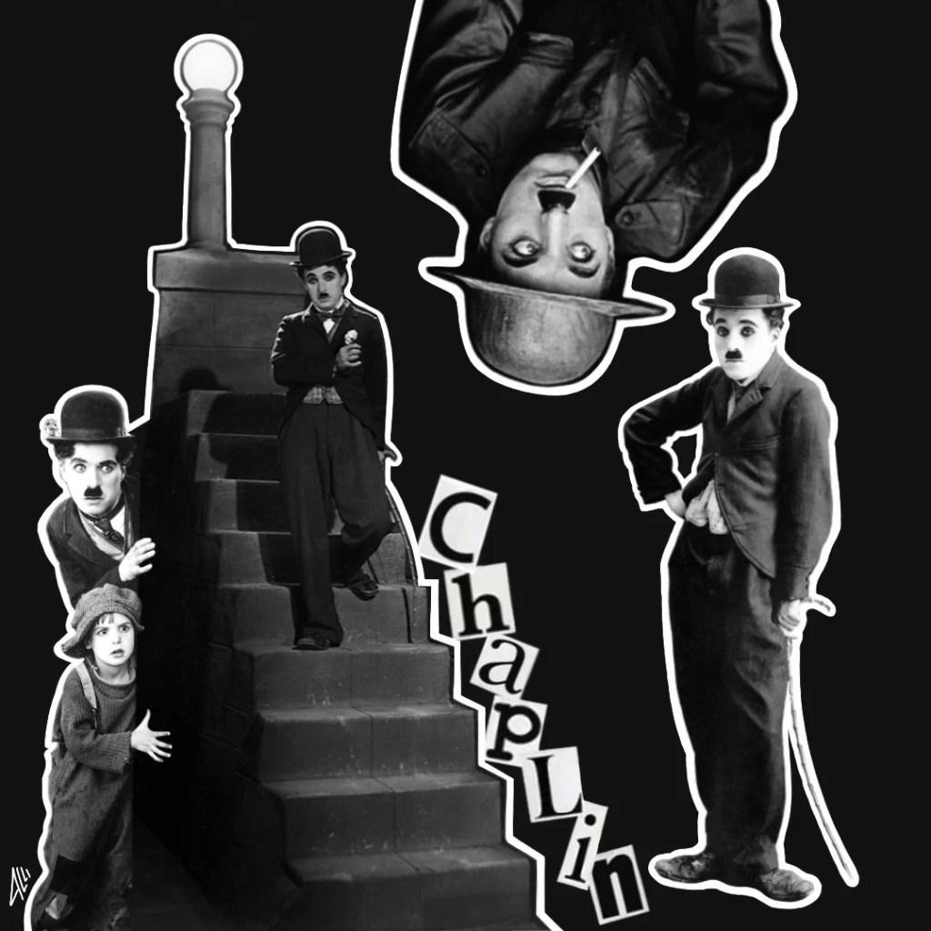 Charlie Chaplin Artwork