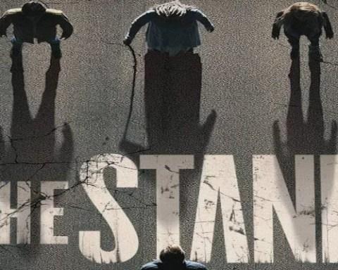 the stand copertina