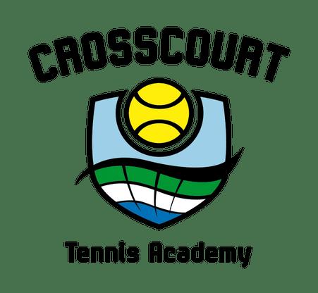 crosscourt tennis logo