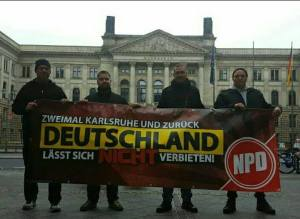 NPD vorm Bundesrat