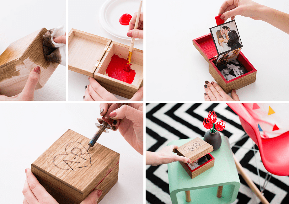 14 DIY Valentines Day Gifts For Him And Her