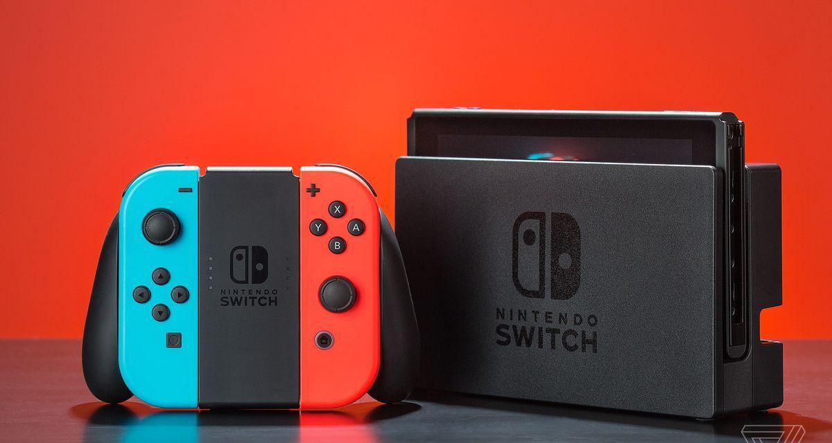 Nintendo Switch sbarca ufficialmente la prossima settimana in Cina