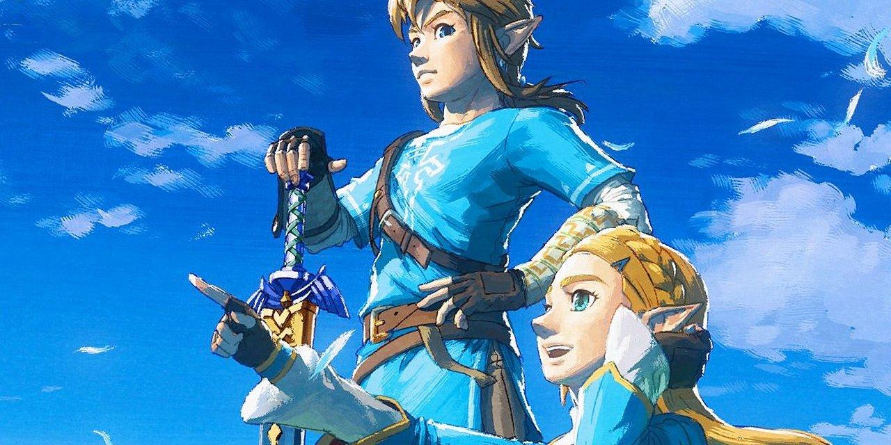 The Legend of Zelda: Breath of the Wild continua a vendere alla grande in Giappone