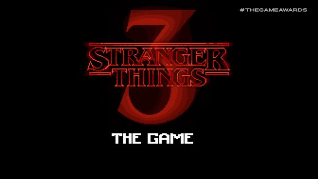Stranger Things 3 The Game su Switch