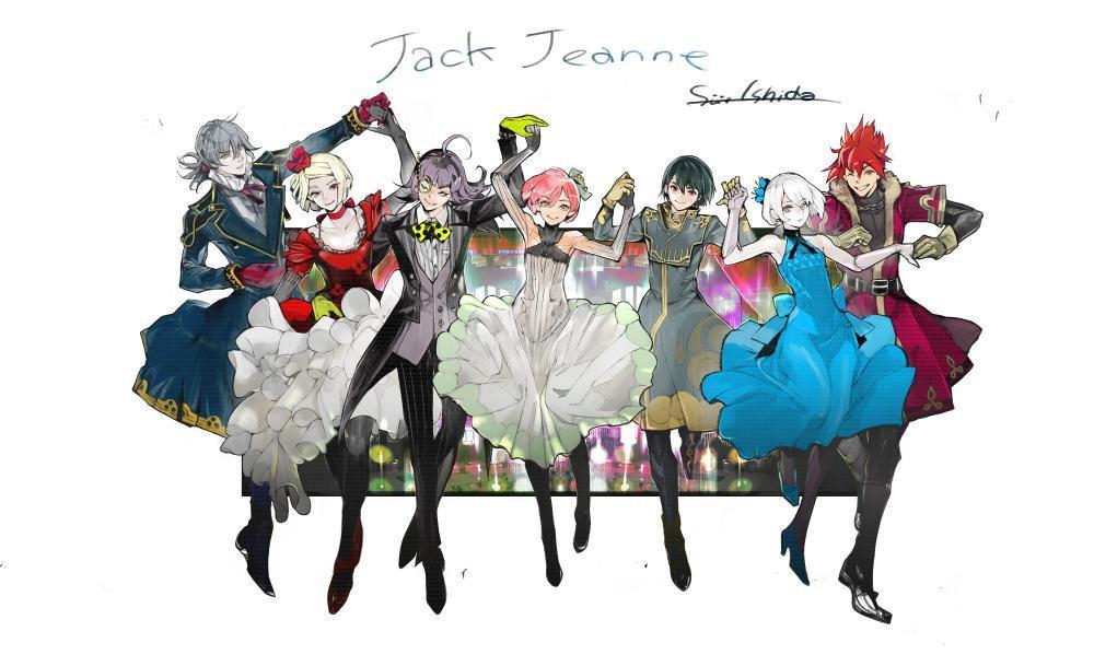 """L'autore di Tokyo Ghoul annuncia """"Jack Jeanne"""" su Nintendo Switch"""