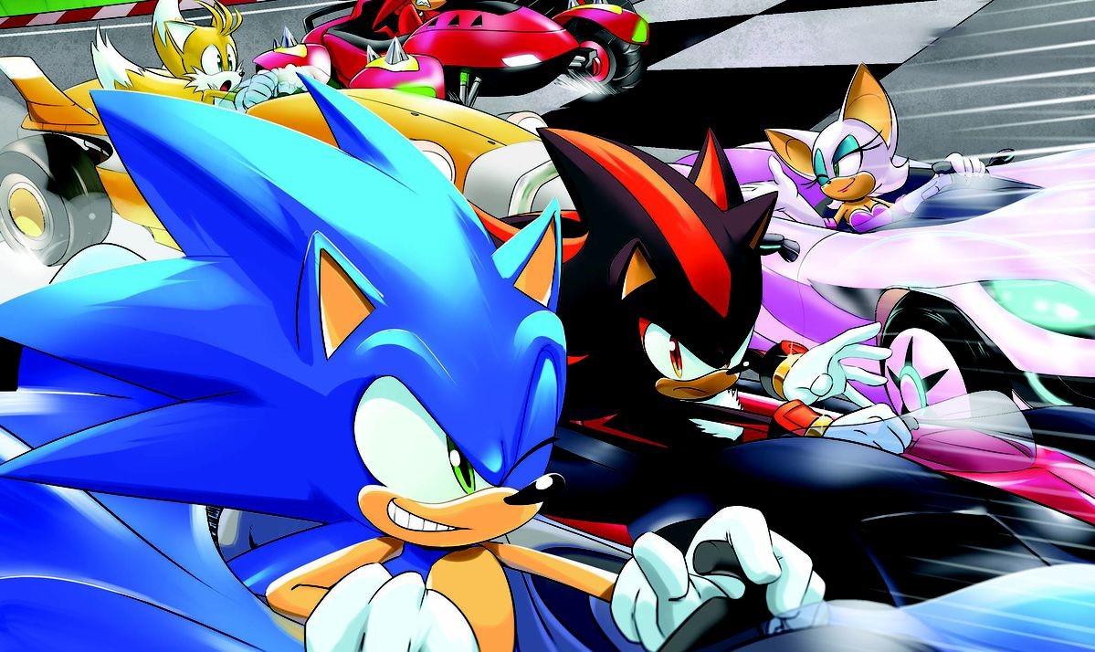 I primi voti di Team Sonic Racing sono più che positivi