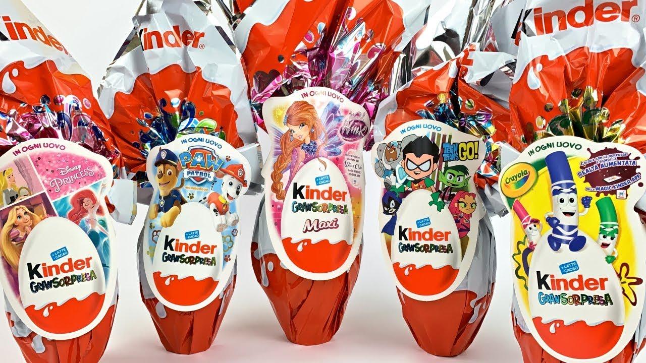 Uova di Pasqua Kinder e Mario Kart: le sorprese trovate dai nostri utenti