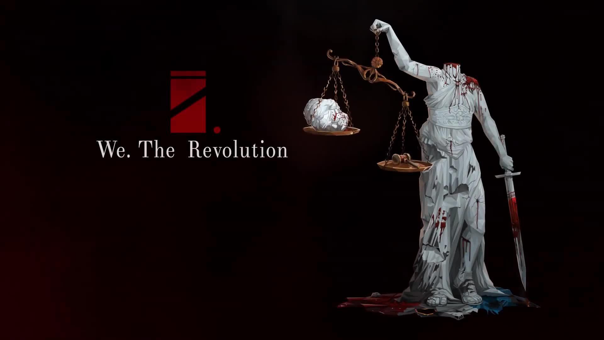 We. The Revolution: la Rivoluzione Francese scoppia su Nintendo Switch