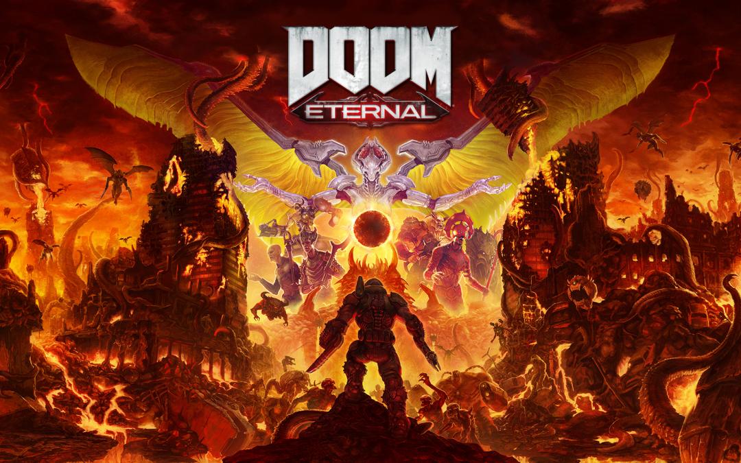 DOOM Eternal in arrivo a dicembre su Nintendo Switch