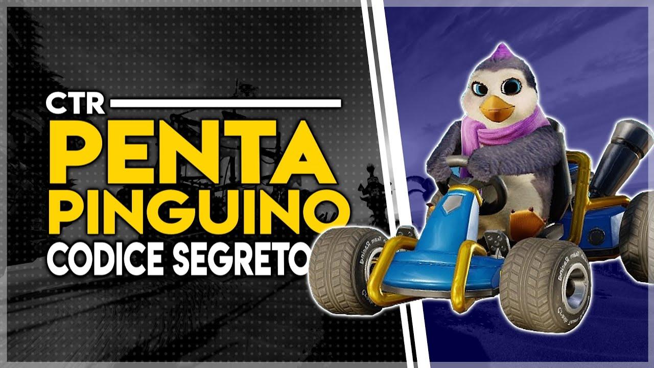 Come sbloccare Penta Pinguino su Crash Team Racing Nitro Fueled