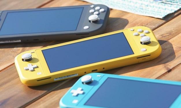 Nintendo Switch: disponibile un nuovo aggiornamento di sistema