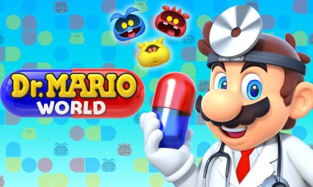 Dr. Mario World: in arrivo nuovo dottori ed assistenti