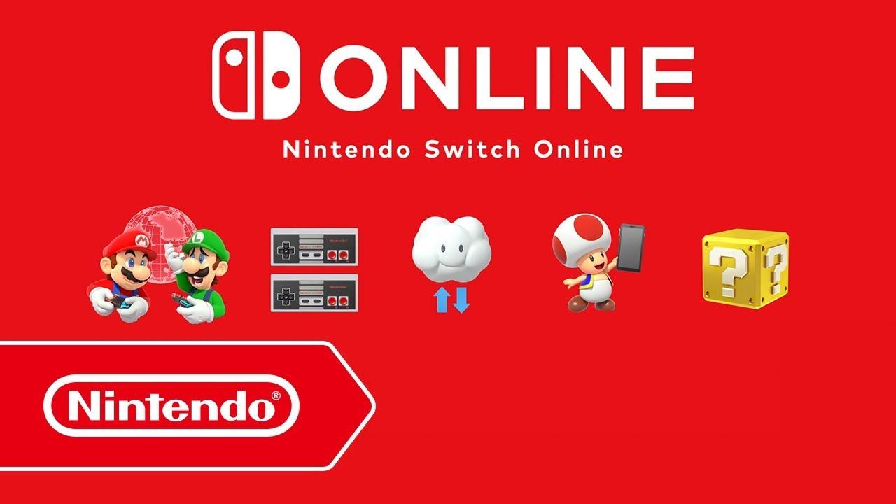 Nintendo Switch Online, manutenzione programmata