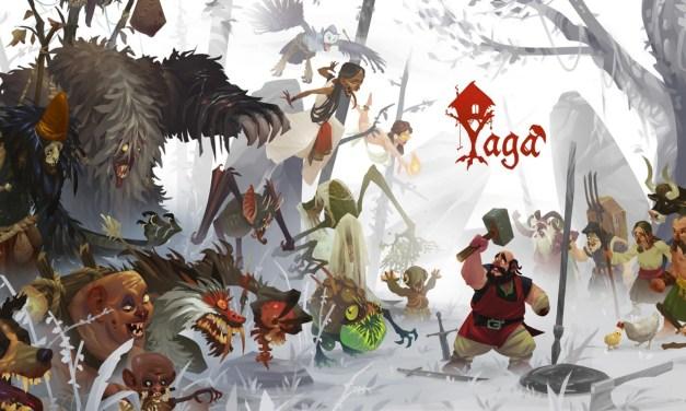 Yaga – Recensione