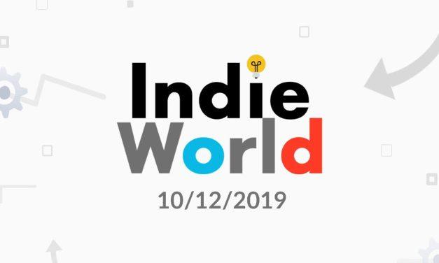 Nintendo ha annunciato una nuova puntata in streaming per domani di Indie World