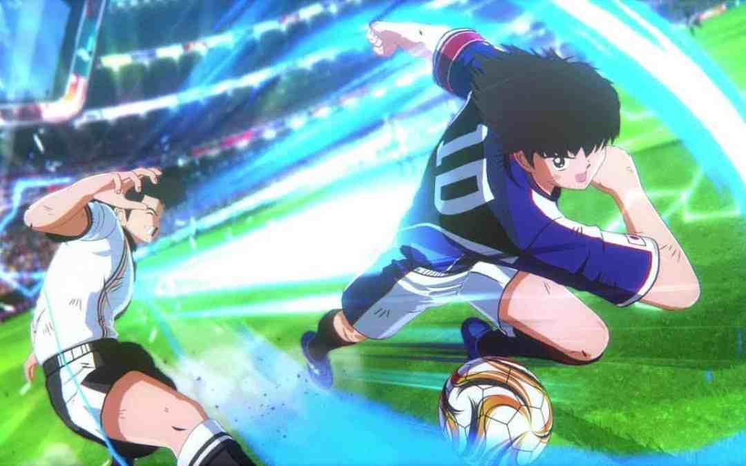 Captain Tsubasa: Rise Of New Champions, rilasciata la demo su Nintendo Switch
