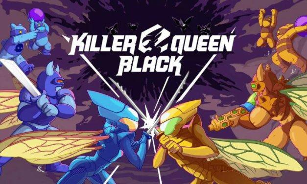 Killer Queen Black si aggiorna con il multiplayer locale