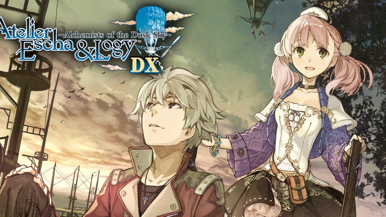 Atelier Escha & Logy: Alchemists of the Dusk Sky DX - Recensione