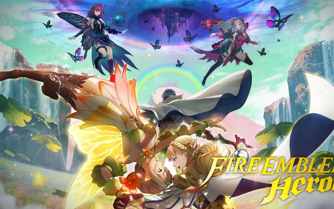 Chrom si unisce al roster di personaggi presenti in Fire Emblem Heroes