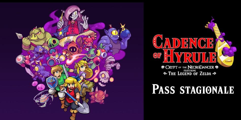 Nintendo Player | Cadence of Hyrule: in arrivo DLC e finalmente l ...