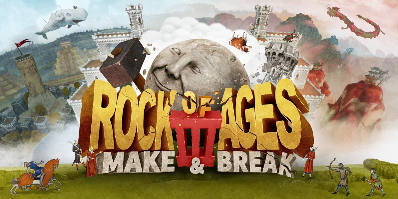 Rock of Ages 3: Make & Break – Recensione