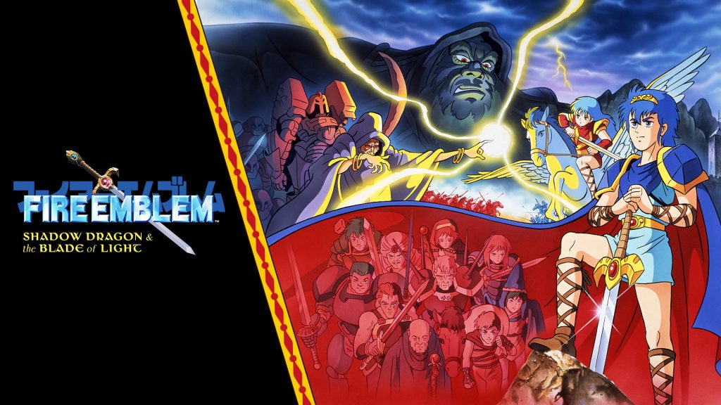 Fire Emblem: Shadow Dragon & the Blade of Light arriva su Nintendo Switch!