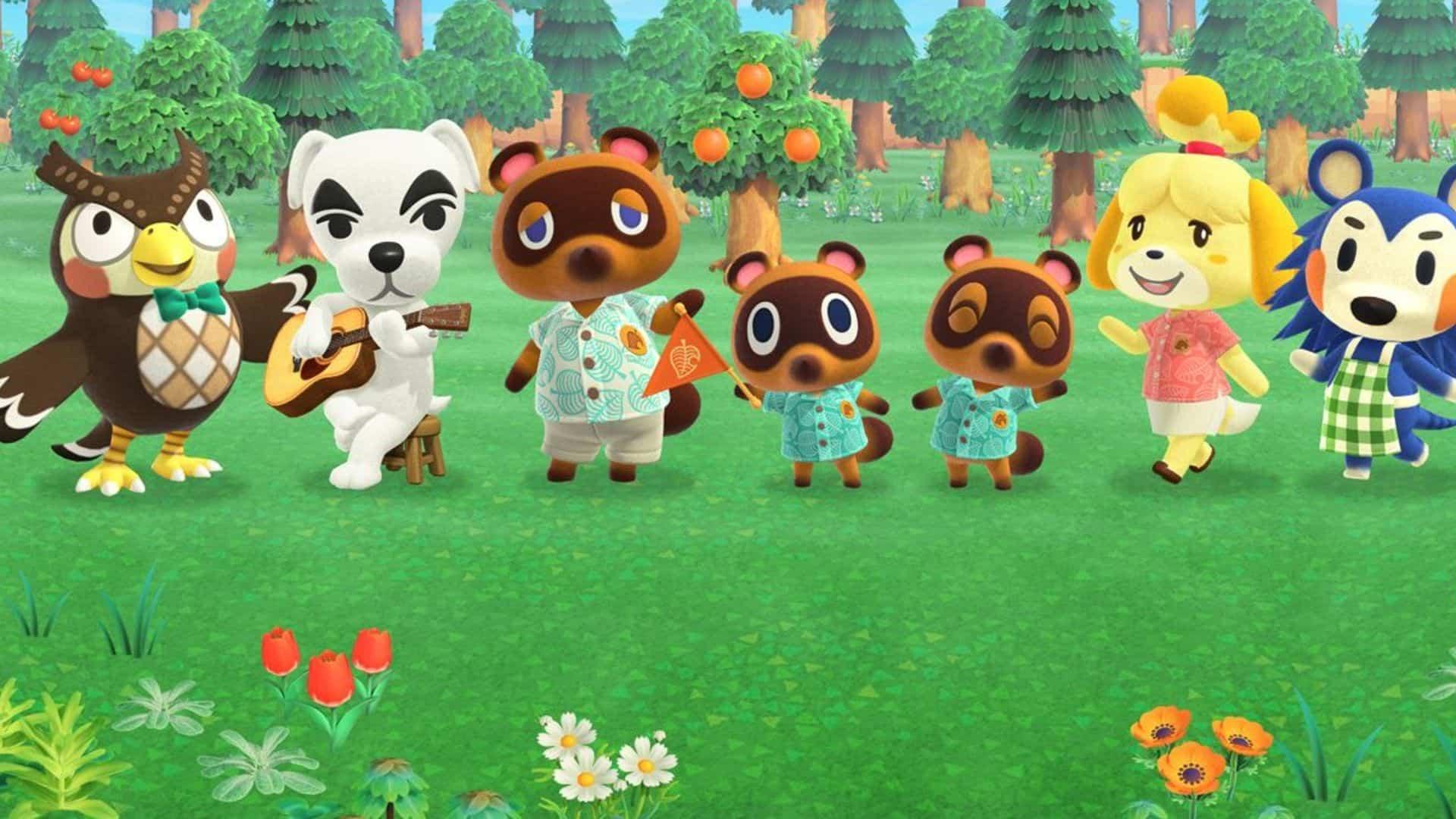 Animal Crossing è fra i 10 giochi più cercati su Google nel 2020