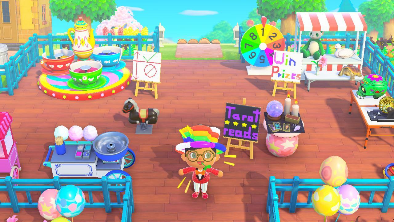 Animal Crossing: New Horizons, in arrivo il tanto atteso aggiornamento dedicato al Carnevale
