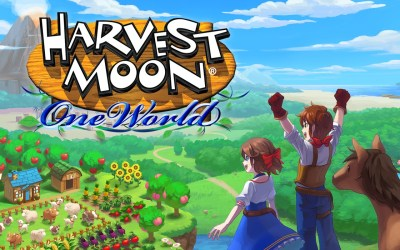 Harvest Moon: One World da oggi è ufficialmente disponibile su Nintendo Switch