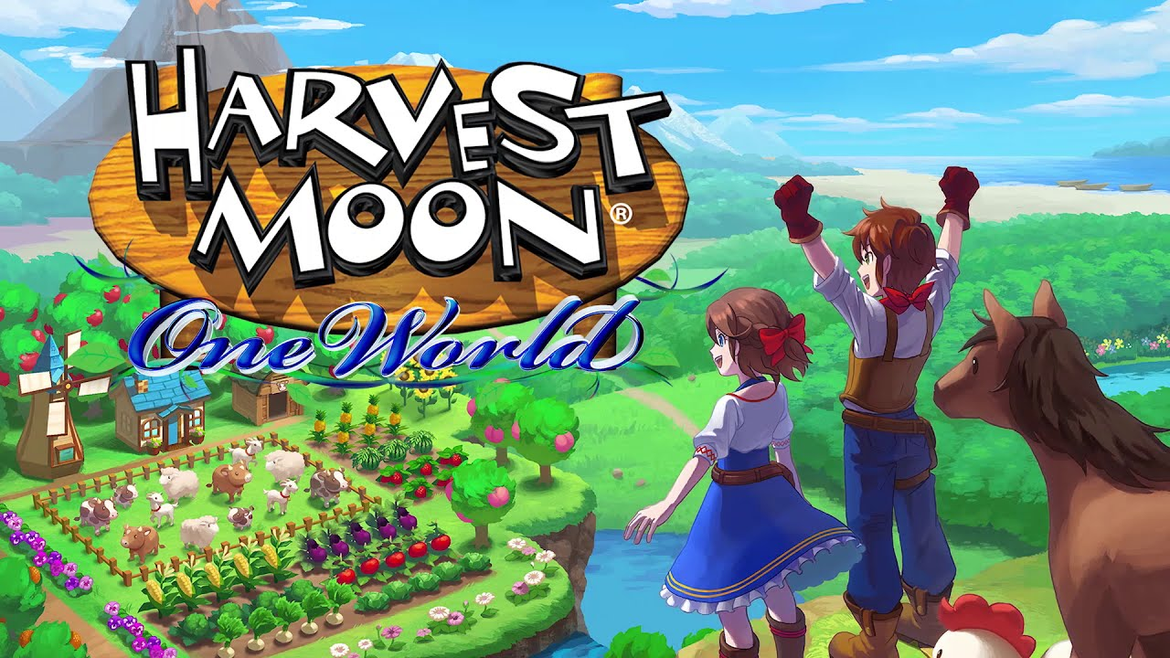Harvest Moon: One World – Recensione
