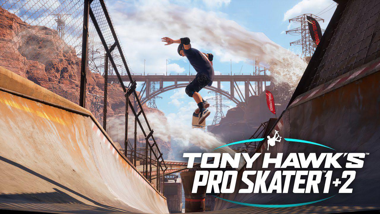 Ufficializzata la data di lancio di Tony Hawk's Pro Skater 1 + 2