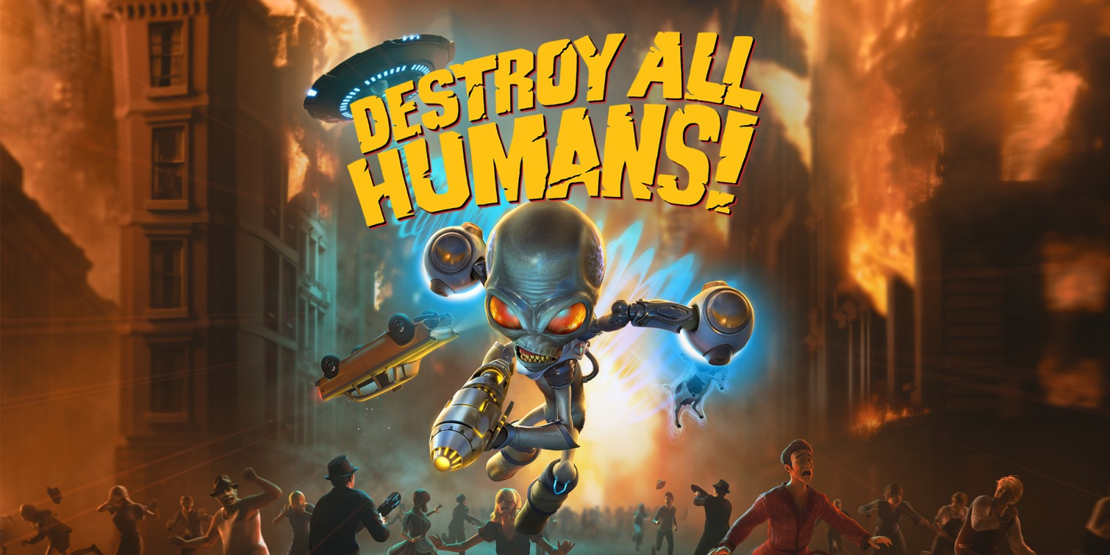 Destroy All Humans! – Recensione