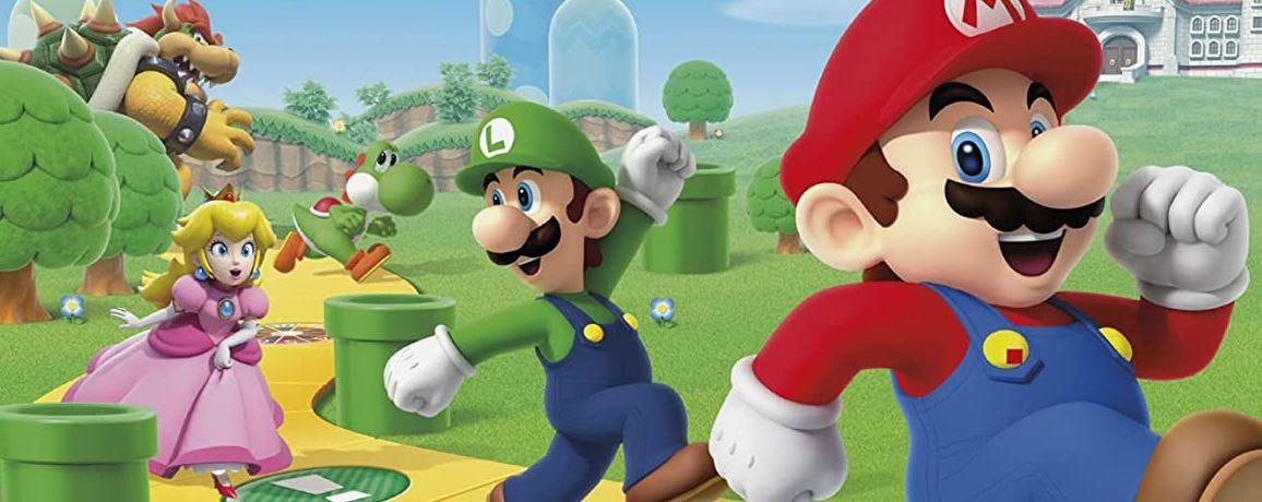 Giocate assieme a Mario al Gioco Della Vita!
