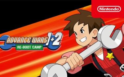 Posticipata l'uscita di Advance Wars 1+2 Re-Boot Camp