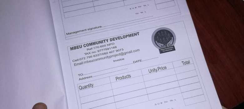 MBEU COMMUNITY DEVELOPMENT