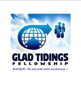 Glad Tidings Fellowship Western Cape Region NPC