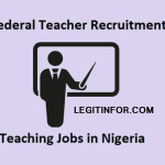 Federal Government is recruiting Teachers for all Levels Apply now here