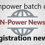 New Npower 2020/2021 registration link portal for Batch c applicants www.npower.fmhds.gov.ng