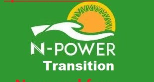 Transition form for Npower Batch A and B Beneficiaries 2020 form is available here