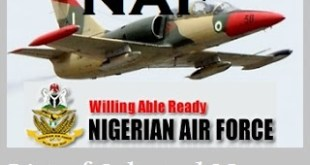 Nigerian Air force List of Successful Candidates for Airmen & Women Recruitment 2020